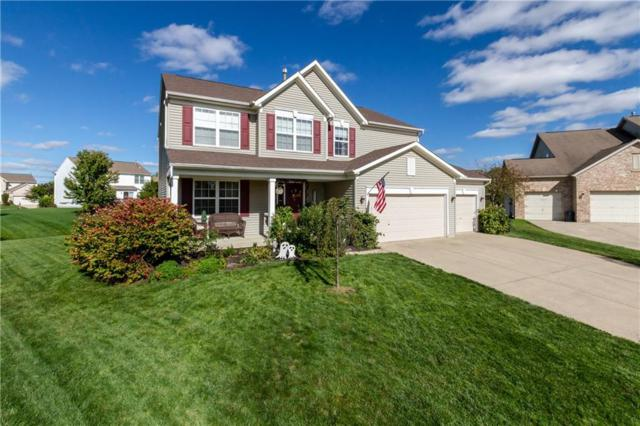 2091 Whitetail Court, Avon, IN 46123 (MLS #21600888) :: The ORR Home Selling Team