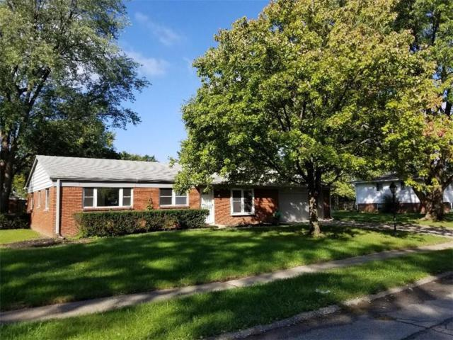 1626 Lutherwood Drive, Indianapolis, IN 46219 (MLS #21600926) :: The Evelo Team