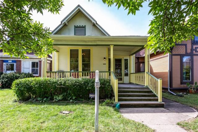 1005 Fletcher Avenue, Indianapolis, IN 46203 (MLS #21600939) :: Mike Price Realty Team - RE/MAX Centerstone