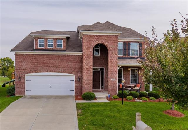 6233 Strathaven Road, Noblesville, IN 46062 (MLS #21600952) :: Richwine Elite Group