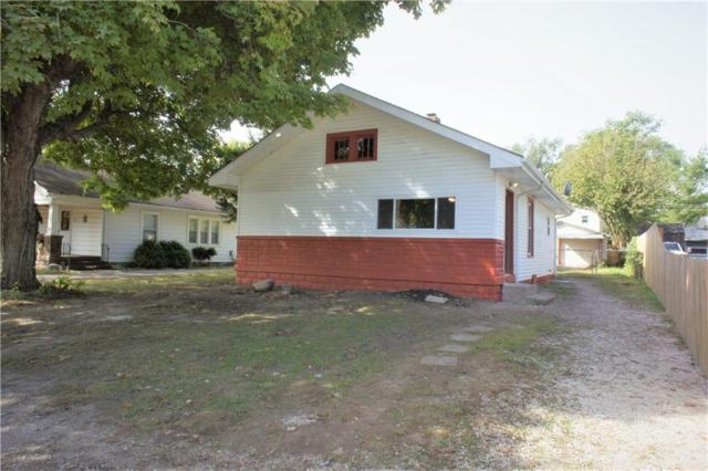 824 S Roena Street, Indianapolis, IN 46241 (MLS #21600957) :: Mike Price Realty Team - RE/MAX Centerstone