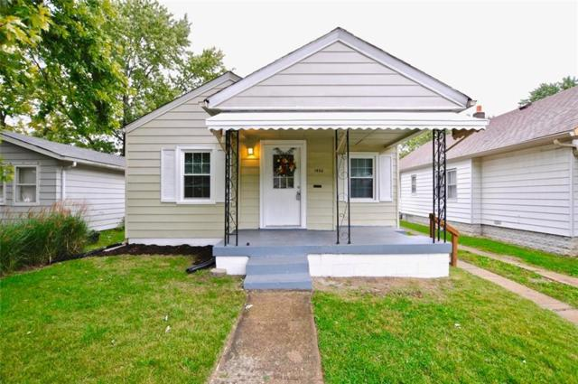 1453 N Colorado Avenue, Indianapolis, IN 46201 (MLS #21600962) :: Mike Price Realty Team - RE/MAX Centerstone