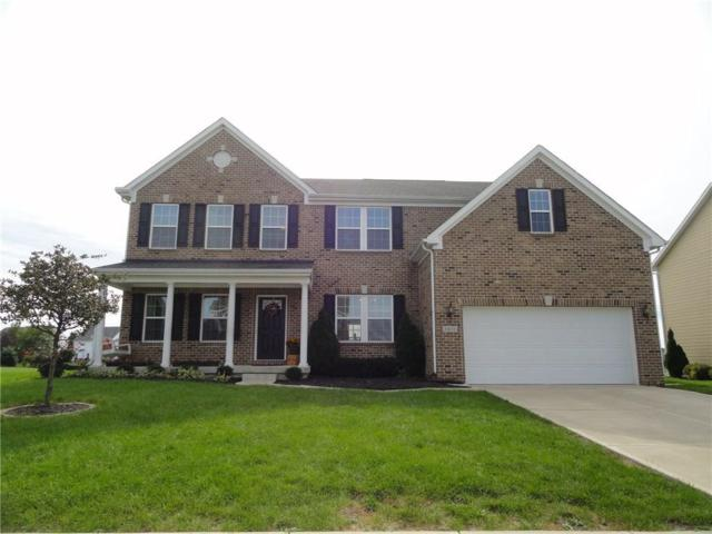 5612 Sunnyvalle Drive, Bargersville, IN 46106 (MLS #21600965) :: The Indy Property Source