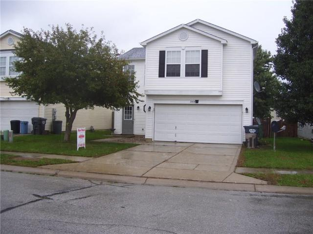 2419 Providence Court, Greenwood, IN 46143 (MLS #21600967) :: The Evelo Team
