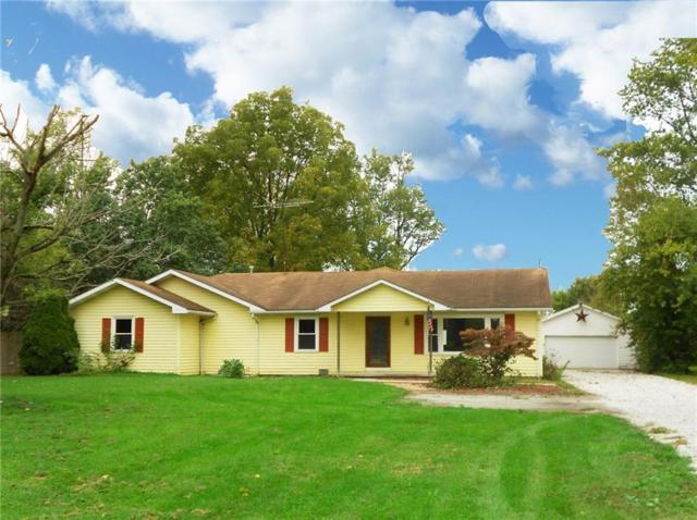 4627 N State Road 9, Anderson, IN 46012 (MLS #21600976) :: The Evelo Team