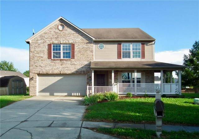 10773 Galant Fox Court, Indianapolis, IN 46234 (MLS #21600983) :: The ORR Home Selling Team