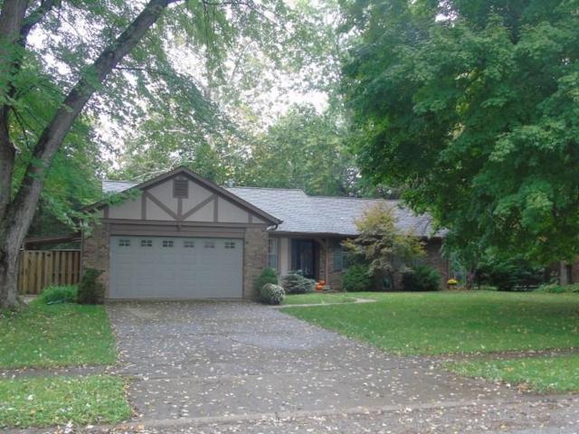 8156 Taunton Road, Indianapolis, IN 46260 (MLS #21601048) :: Indy Scene Real Estate Team
