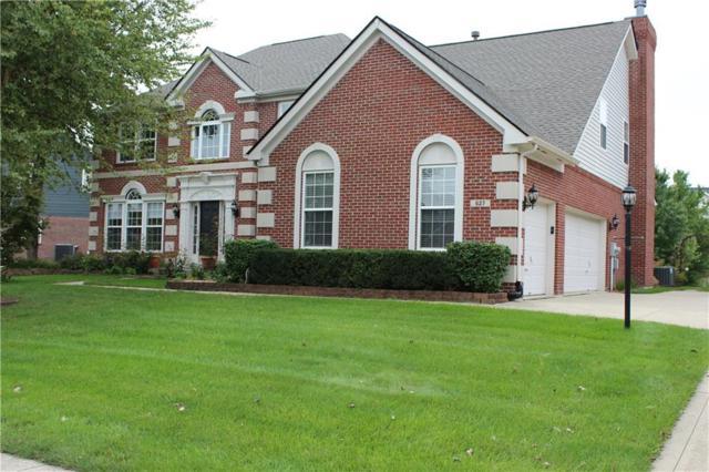 627 Princeton Lane, Westfield, IN 46074 (MLS #21601074) :: AR/haus Group Realty