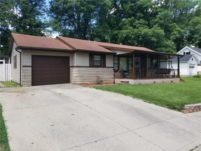 1705 Ross Street, New Castle, IN 47362 (MLS #21601086) :: The Evelo Team