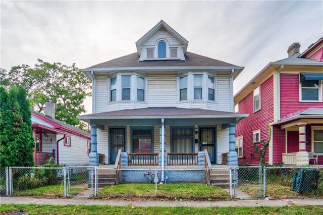 2240 N Kenwood Avenue, Indianapolis, IN 46208 (MLS #21601121) :: Indy Scene Real Estate Team