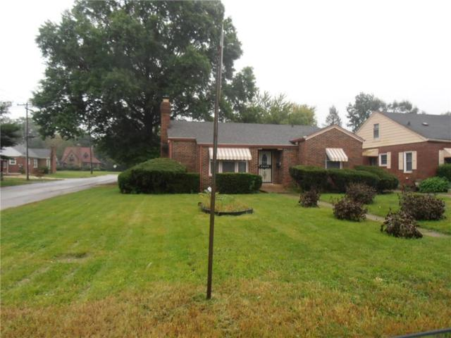 3591 N Grant Avenue, Indianapolis, IN 46218 (MLS #21601130) :: The ORR Home Selling Team
