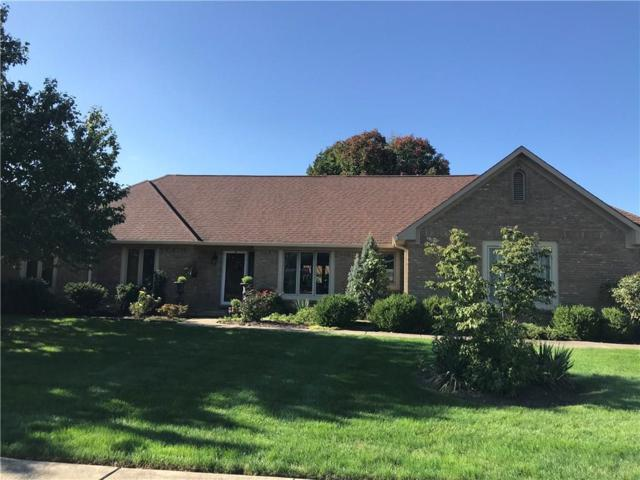 1089 Lakewood North Drive, Brownsburg, IN 46112 (MLS #21601140) :: The Indy Property Source