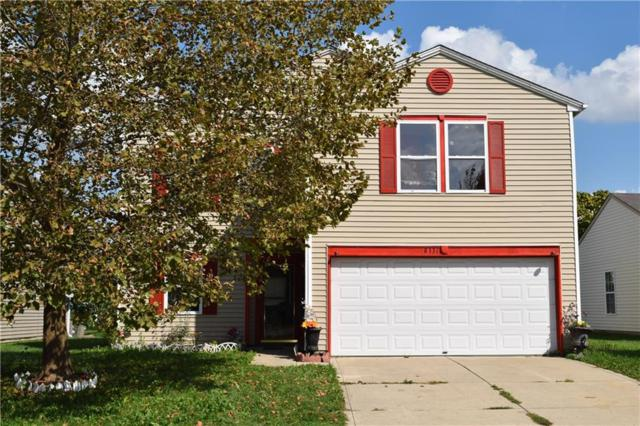 8331 Becks Mill Lane, Camby, IN 46113 (MLS #21601144) :: The Indy Property Source