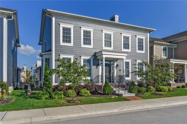 12681 Kossuth Street, Carmel, IN 46032 (MLS #21601166) :: AR/haus Group Realty