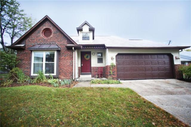 11016 Limbach Circle, Indianapolis, IN 46236 (MLS #21601168) :: Richwine Elite Group