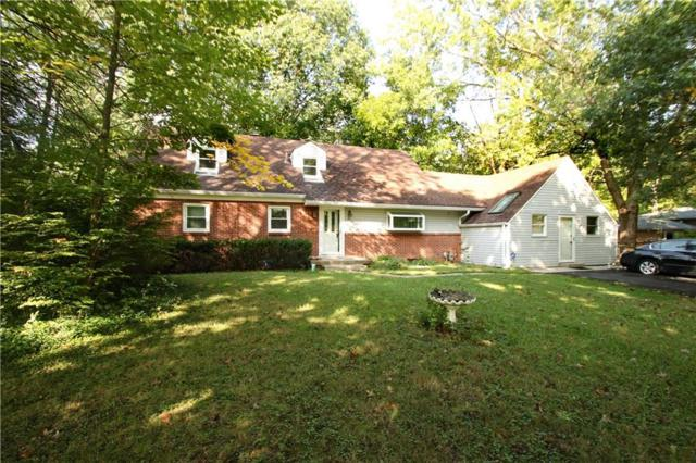 1336 Eustis Drive, Indianapolis, IN 46229 (MLS #21601177) :: The ORR Home Selling Team