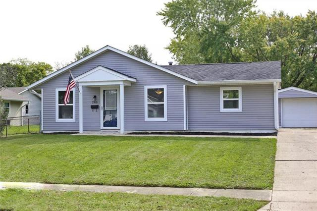 283 Bittersweet Drive, New Whiteland, IN 46184 (MLS #21601196) :: Mike Price Realty Team - RE/MAX Centerstone