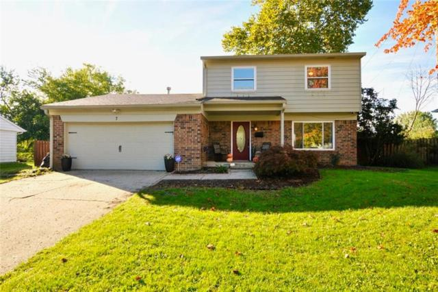 7 Hyde Park Row, Brownsburg, IN 46112 (MLS #21601229) :: The Indy Property Source