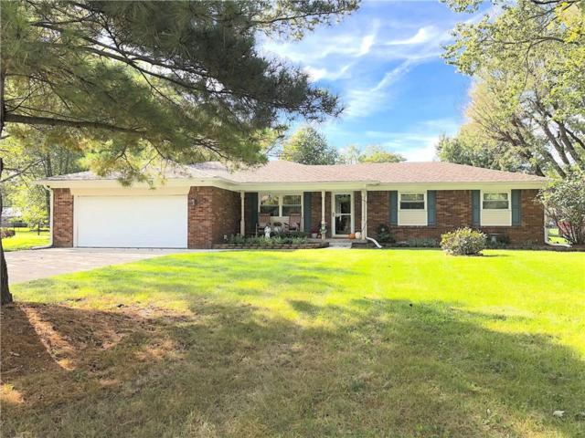 1260 S Daisy Lane, New Palestine, IN 46163 (MLS #21601259) :: The Indy Property Source