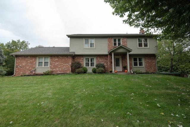 5282 Comet Drive, Greenwood, IN 46143 (MLS #21601303) :: The Indy Property Source