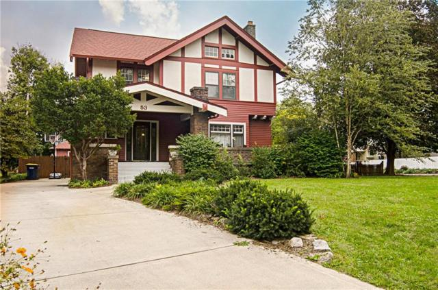 53 N Audubon Road, Indianapolis, IN 46219 (MLS #21601336) :: Mike Price Realty Team - RE/MAX Centerstone