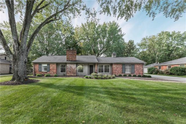 925 Forest Boulevard North Drive N, Indianapolis, IN 46240 (MLS #21601338) :: Mike Price Realty Team - RE/MAX Centerstone
