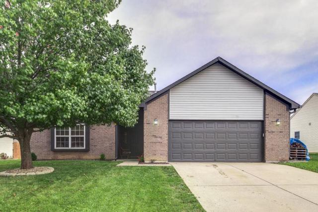 757 Woodway Lane, Bargersville, IN 46106 (MLS #21601349) :: The Indy Property Source