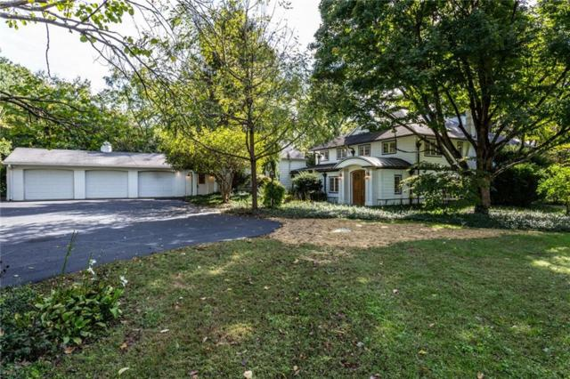 8005 Englewood Road, Indianapolis, IN 46240 (MLS #21601361) :: The Indy Property Source