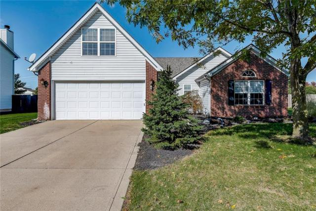 10162 Long Meadow Drive, Fishers, IN 46038 (MLS #21601379) :: AR/haus Group Realty