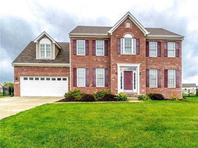 3240 Woodhaven Way, Bargersville, IN 46106 (MLS #21601394) :: The Indy Property Source