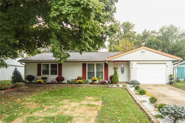 4016 Biscayne Road, Indianapolis, IN 46226 (MLS #21601397) :: Mike Price Realty Team - RE/MAX Centerstone