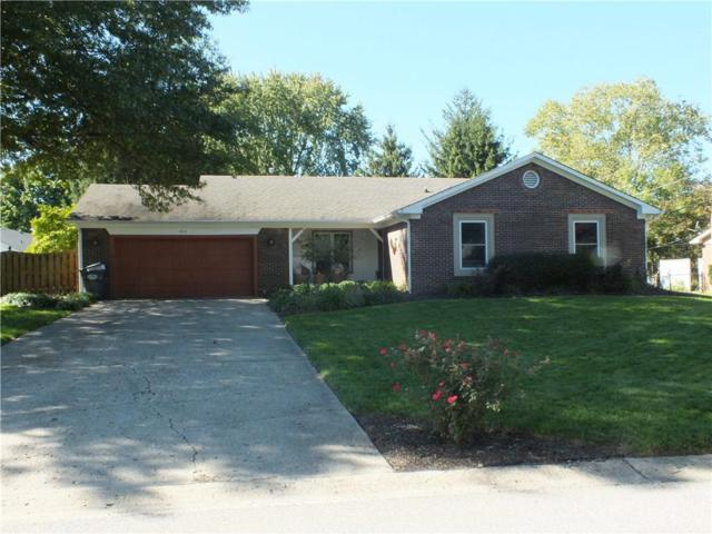 802 S Restin Road, Greenwood, IN 46142 (MLS #21601431) :: The Indy Property Source