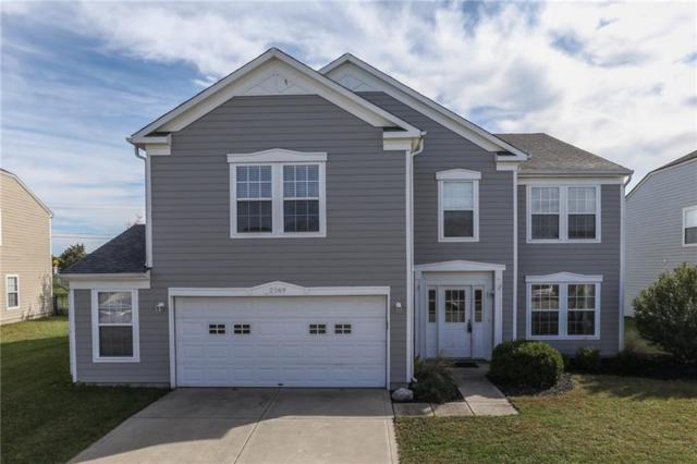 2269 Hampton Drive, Franklin, IN 46131 (MLS #21601440) :: The Indy Property Source