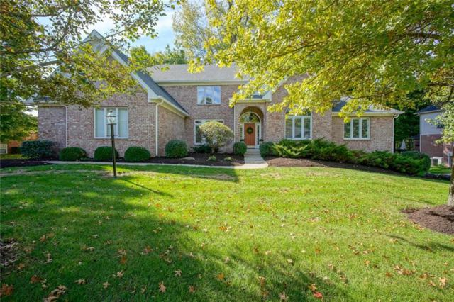 4455 Thicket Trace, Zionsville, IN 46077 (MLS #21601462) :: AR/haus Group Realty