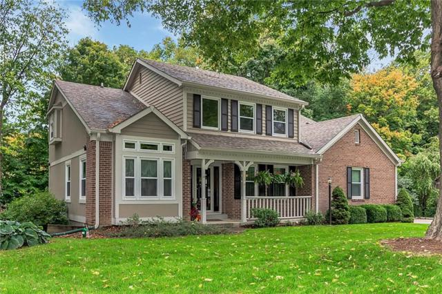 13688 Roswell Drive, Carmel, IN 46032 (MLS #21601467) :: The Indy Property Source
