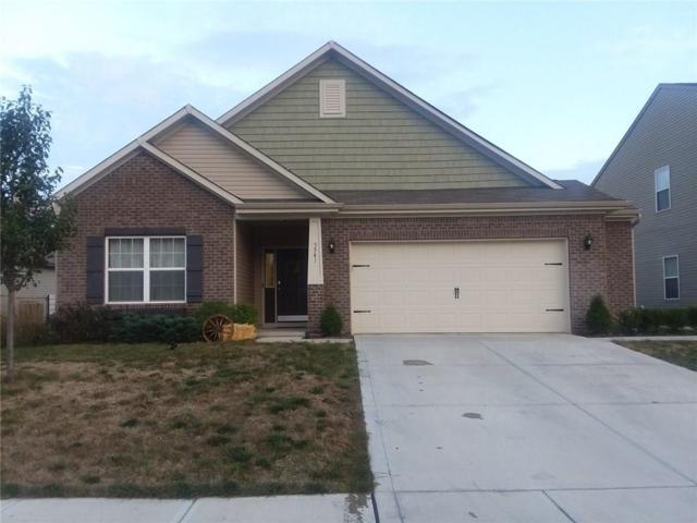 3541 Miesha Drive, Indianapolis, IN 46217 (MLS #21601486) :: The Evelo Team