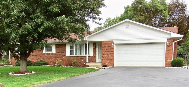 127 N Peterman Road, Greenwood, IN 46142 (MLS #21601491) :: The Indy Property Source