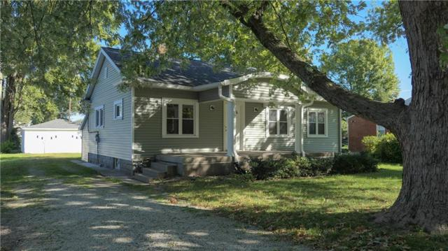 706 E Markwood Avenue, Indianapolis, IN 46227 (MLS #21601498) :: The Indy Property Source