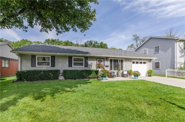 8136 E 37TH Place, Indianapolis, IN 46226 (MLS #21601524) :: Richwine Elite Group