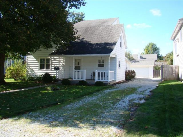 128 N Conde Street, Tipton, IN 46072 (MLS #21601544) :: Mike Price Realty Team - RE/MAX Centerstone