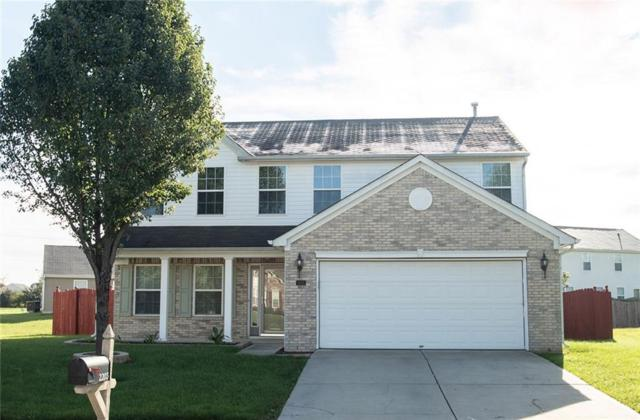 2203 Maple Run Court, Indianapolis, IN 46229 (MLS #21601587) :: FC Tucker Company