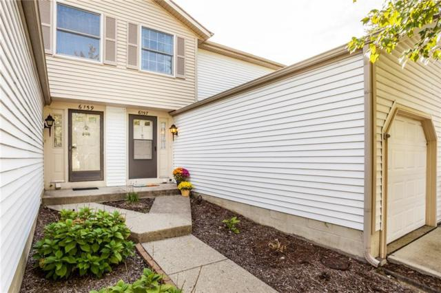 6157 Aspen Grove Drive, Indianapolis, IN 46250 (MLS #21601597) :: Richwine Elite Group