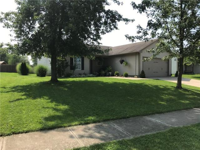 4201 Magnolia Drive, Franklin, IN 46131 (MLS #21601612) :: The Indy Property Source