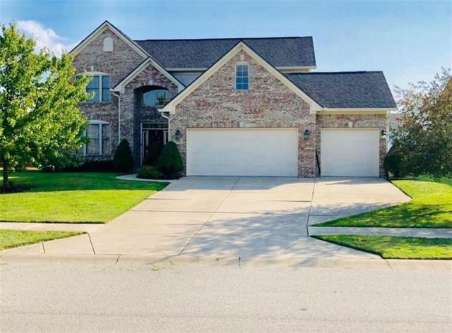 5586 Somerset Boulevard, Bargersville, IN 46106 (MLS #21601627) :: The Indy Property Source