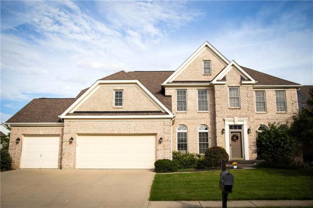 8181 Fairway Drive, Brownsburg, IN 46112 (MLS #21601630) :: Heard Real Estate Team | eXp Realty, LLC