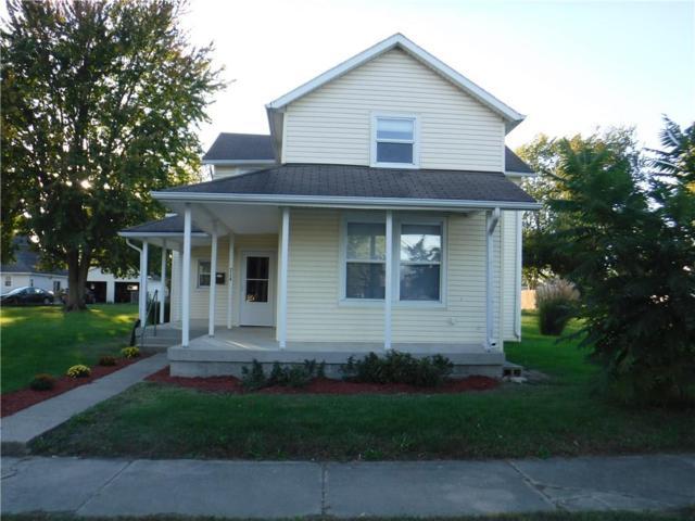 714 N 14th Street, Elwood, IN 46036 (MLS #21601646) :: The ORR Home Selling Team