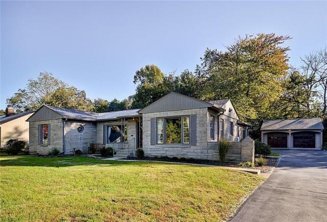 6679 E Pleasant Run Parkway South Drive, Indianapolis, IN 46219 (MLS #21601649) :: The Indy Property Source