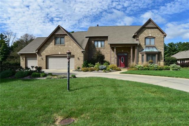 7678 Ballinshire N Drive, Indianapolis, IN 46254 (MLS #21601656) :: FC Tucker Company