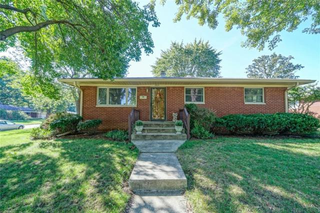 5715 Meadowood Drive, Speedway, IN 46224 (MLS #21601678) :: Mike Price Realty Team - RE/MAX Centerstone