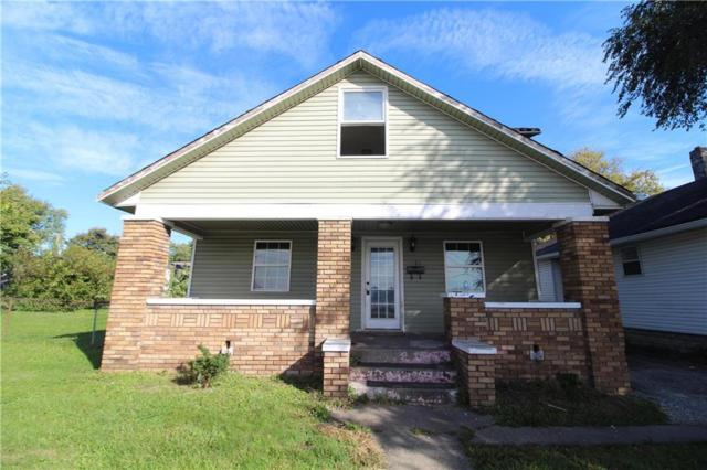 2914 English Avenue, Indianapolis, IN 46201 (MLS #21601685) :: Mike Price Realty Team - RE/MAX Centerstone